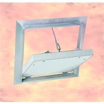 Modèle F6 – Trappe de visite coupe-feu (EI60)