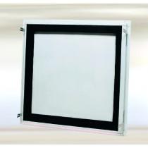 System B1 – Revisionsklappe Stahlblech luft- und staubdicht mit Vierkant